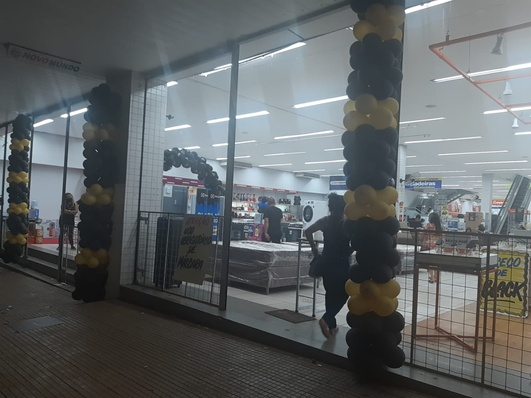 Comércio local se prepara para a Black Friday