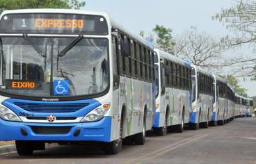 População contará com novos ônibus e Linha Expressa