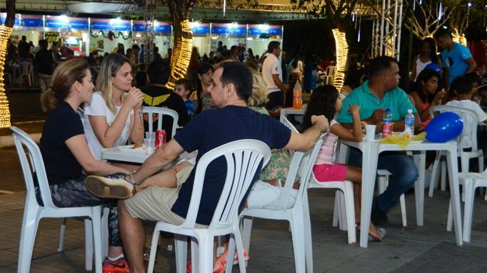 Circuito Gastronomico : Circuito gastronômico movimenta vila encantada do parque
